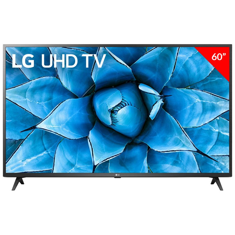 "Smart TV LED de 60"" LG 60UN7310PSA 4K UHD IPS..."