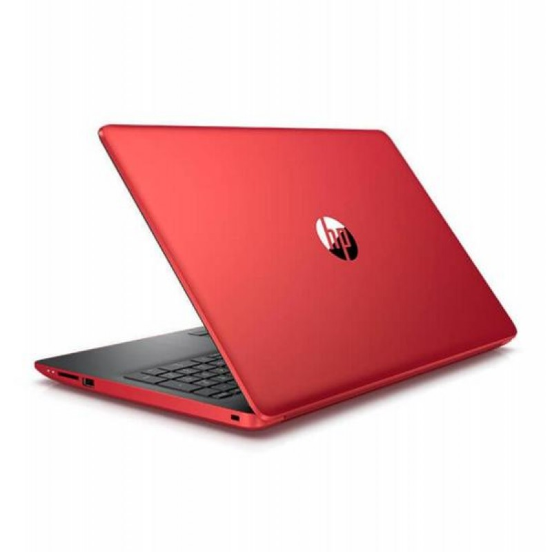 Notebook HP 15-DA0011LA i5-8250U 1.6GHZ/ 8GB/ 1TB/ 15.6 HD/ VGA MX110 2GB/ W10/ - Rojo