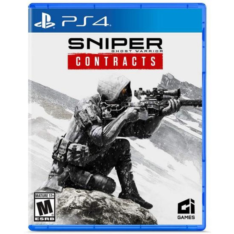 Juego Sniper Ghost Warrior Contracts - PS4