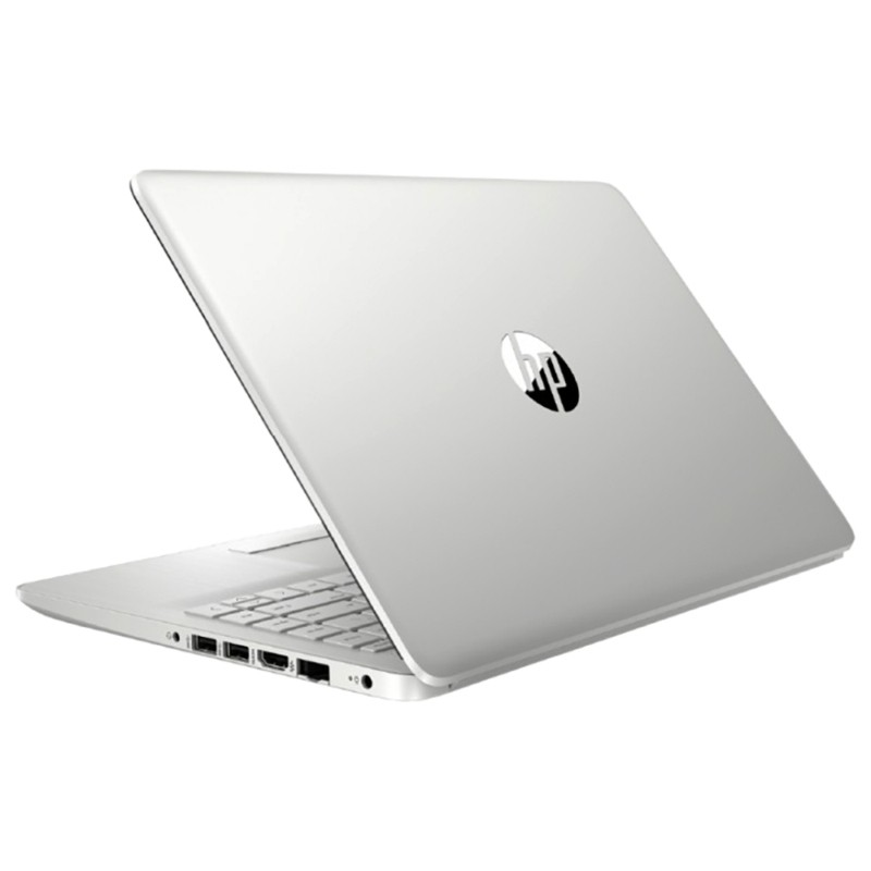 Notebook HP 14-DK1025WM de 14 con AMD Ryzen 3 3250U/4GB RAM/1TB/W10 - Plata