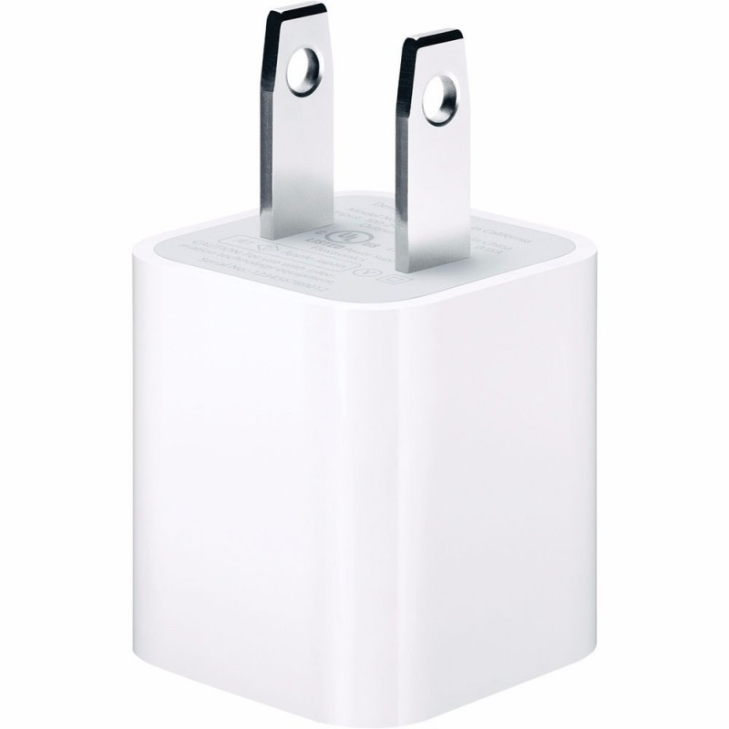 Adaptador USB Apple A1385 5W - Branco