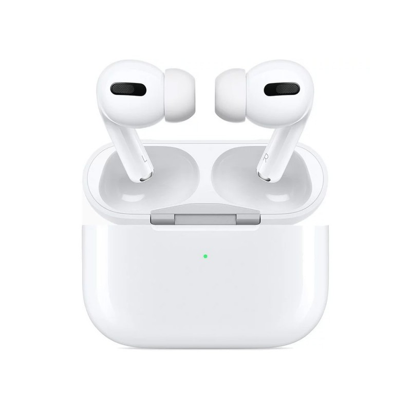 Apple AirPods Pro MWP22AM/A com Chip SiP/IPX4/Carr...