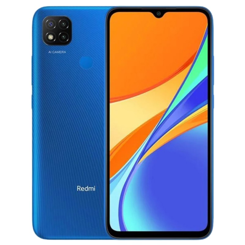 "Smartphone Xiaomi Redmi 9C LTE DS 6.53"" 2GB/32GB Twilight Blue"