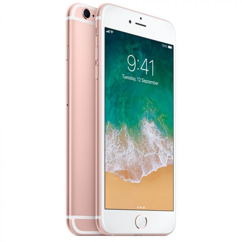 "Apple IPhone 6s A1688/LL 128GB Pantalla 4.7"" Rose Gold - (CPO)"
