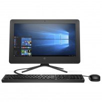 All-in-One HP 20-c401la con Tela 19.5/AMD A4-9125/...