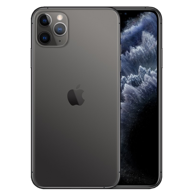"Apple IPhone 11 Pro Max A2218/LL 64GB Pantalla 6.5"" Space Gray"