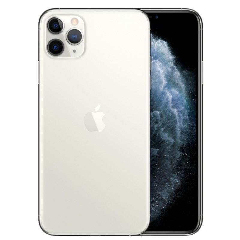 "Apple IPhone 11 Pro Max A2218/BZ 64GB Pantalla 6.5"" Silver"