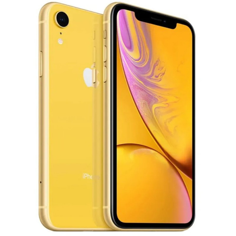 "Apple IPhone XR A2105/BZ 128GB Pantalla 6.1"" Yellow"