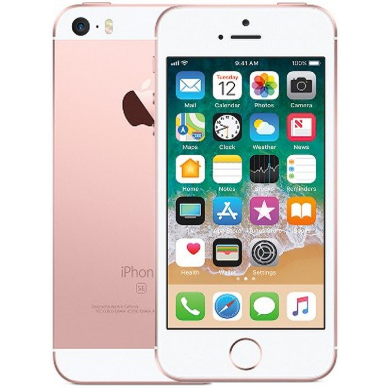 "Apple IPhone SE A1723/LL 32GB Pantalla 4.0"" Rose Gold"